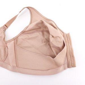 Glamorise Intimates & Sleepwear - Glamorise MagicLift Back Support Bra #1265 44K